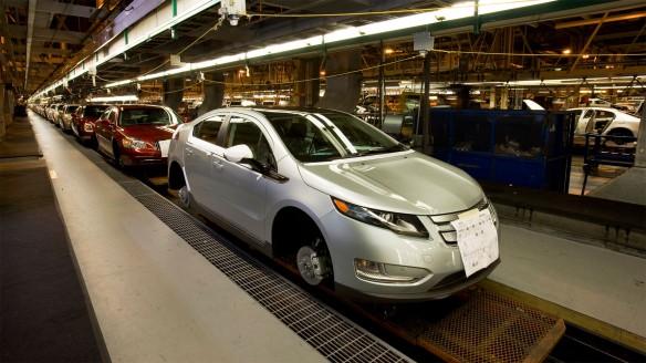 Chevrolet Volt Verlust