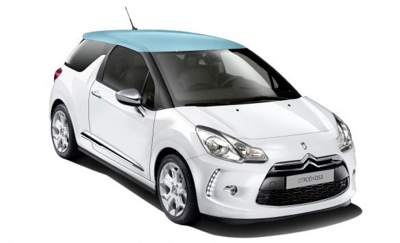 Citroën DS3 Electrum - Foto: Standard DS3