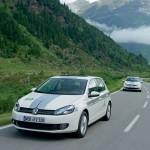 Silvretta E-Auto Rallye Golf Blue-e-Motion