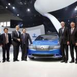 DENZA Auto China 2012
