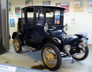 Detroit Electric von 1916