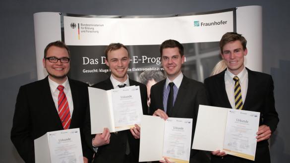 Drive-E Studienpreis 2014