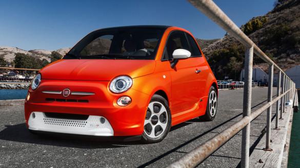 Fiat 500e