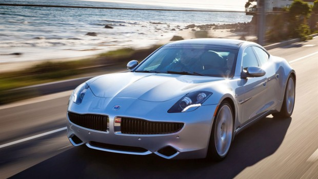 Foto: Fisker Automotive