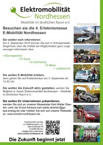 Flyer Emobil 2016 Rückseiteseite a4