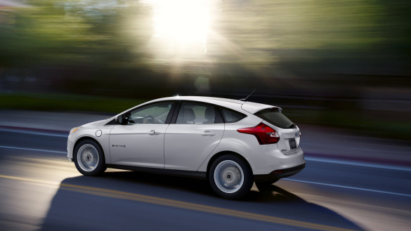 Ford Focus Electric ab sofort ab 39.990 Euro