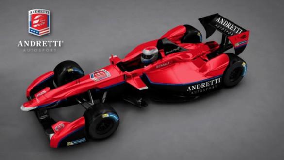 Andetti Autosport als drittes Team bestätigt
