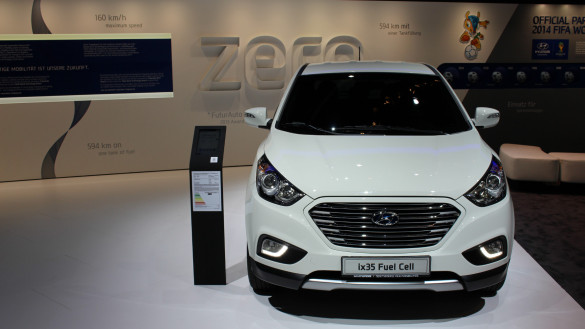Hyundai ix 35 Fuel Cell