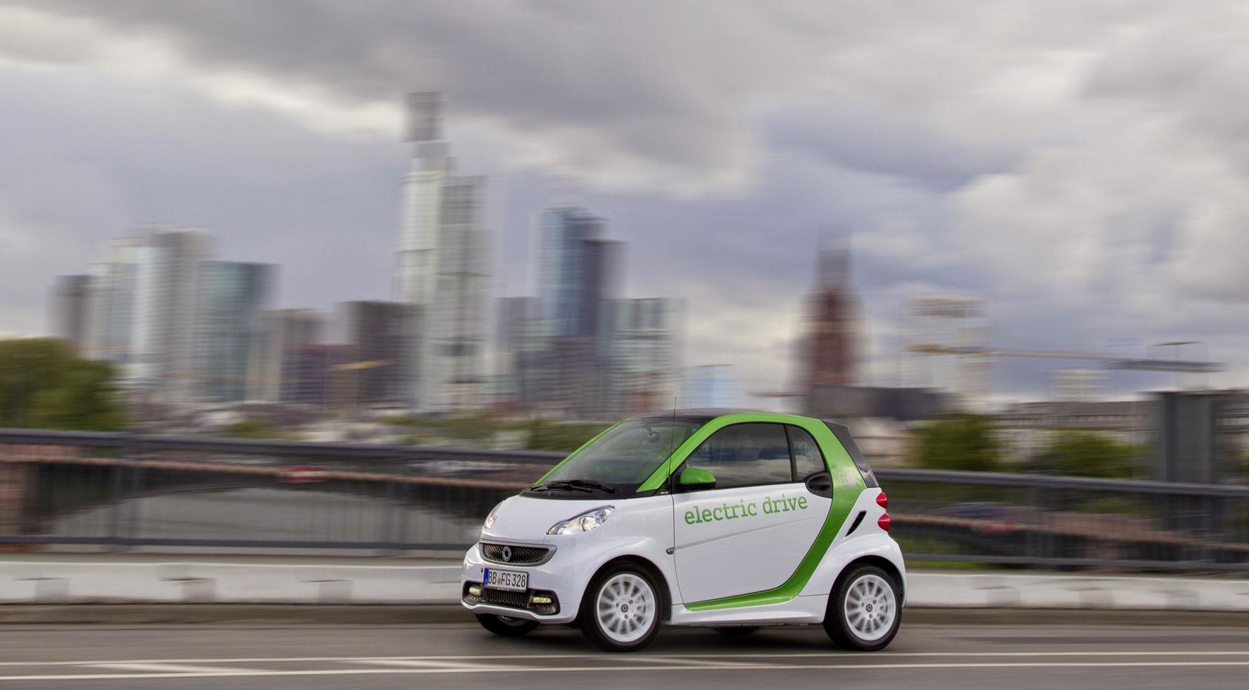 UK: Über 40% würden ein Elektrofahrzeug kaufen