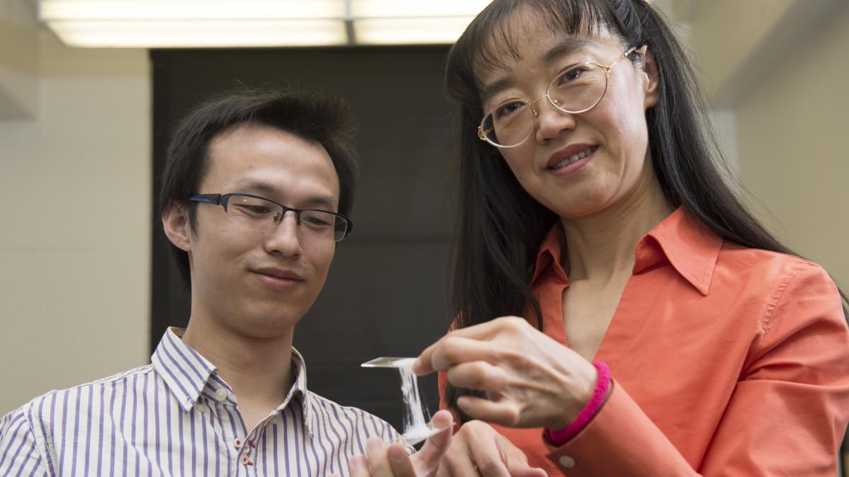 Neuer Elektrolyt für sichere Batterien