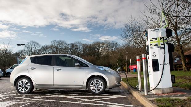 Nissan Leaf meistverkauftes Elektroauto in Europa