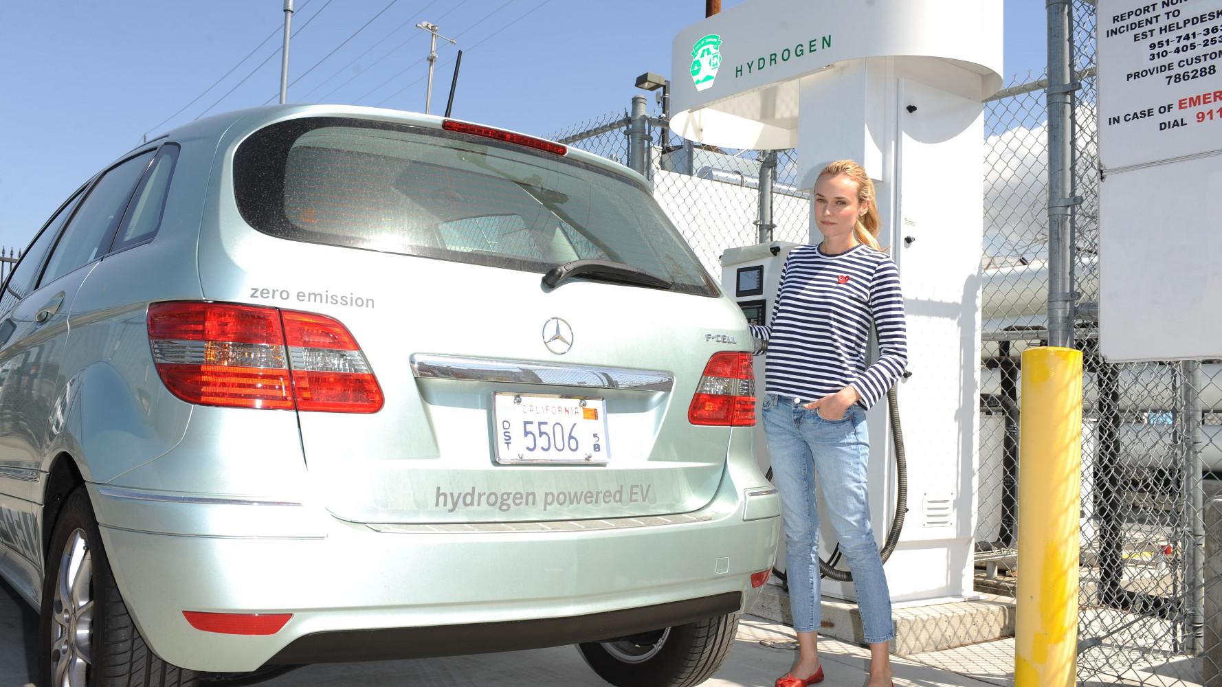 Mercedes verschiebt B-Klasse F-Cell auf 2017