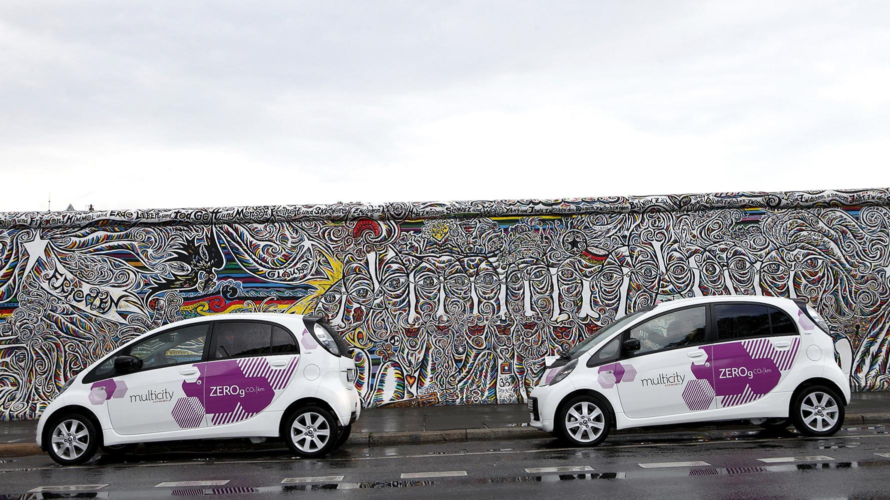 Citroën Multicity zieht positive Zwischenbilanz