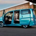 Nissan Evalia Electric 7-Sitzer