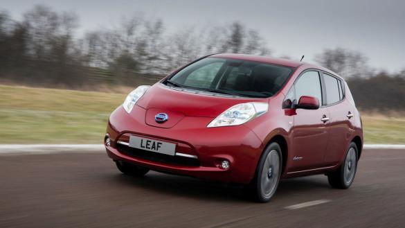 Nissan Leaf Modelljahr 2013 erhält mehr Reichweite