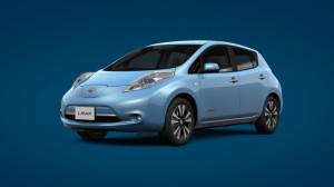 Nissan Leaf 2013 G
