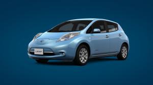 Nissan Leaf 2013 Basismodell