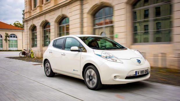 Nissan Leaf 2016 24 kWh