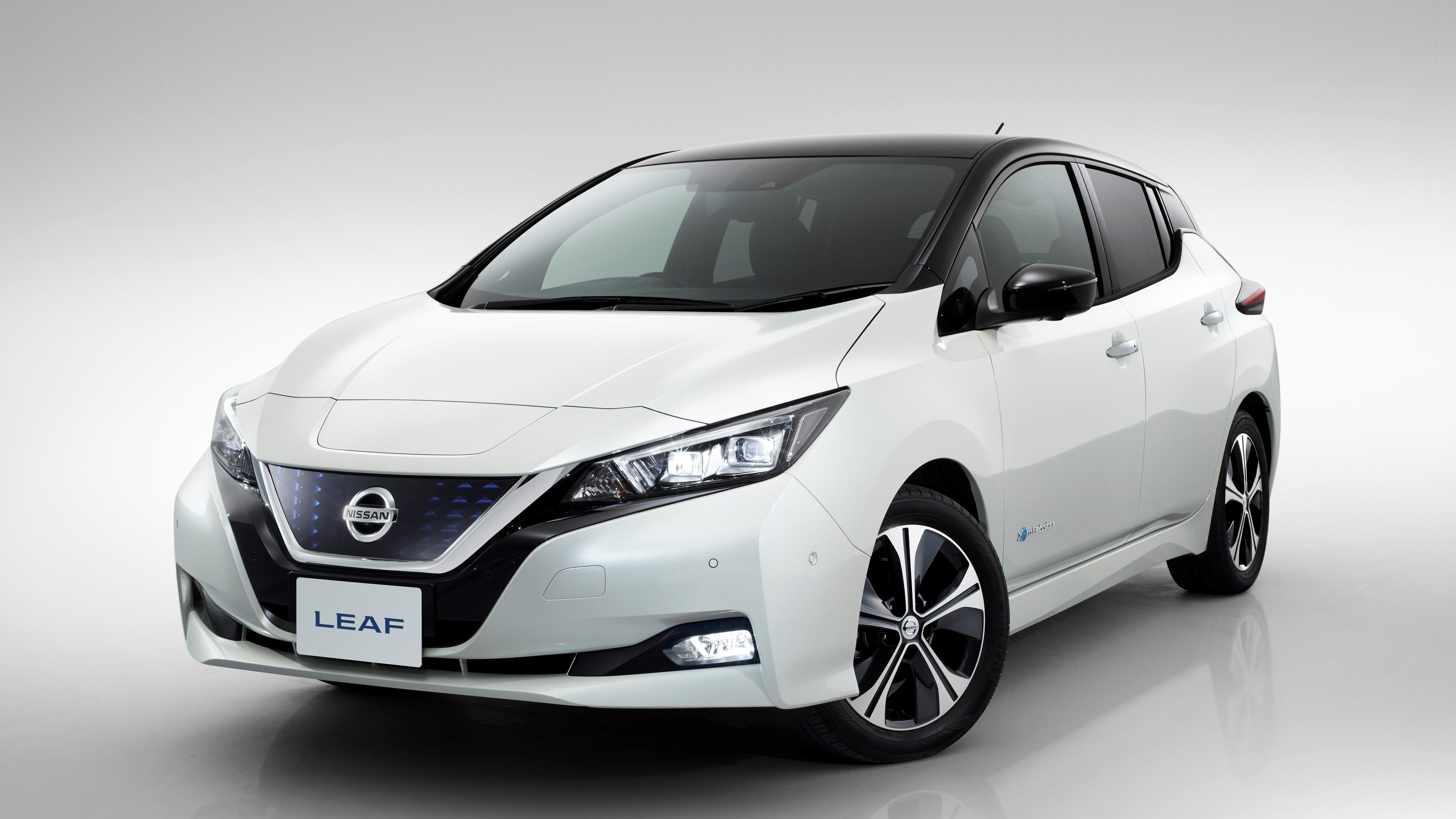 Nissan Leaf: mehr Reichweite und Leistung im neuen Design