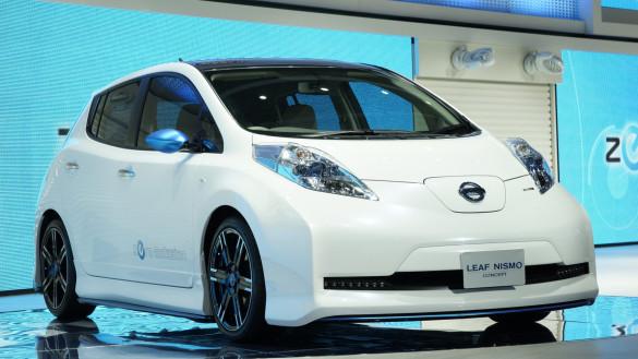 nissan leaf chip-tuning von nismo in japan | elektroauto blog