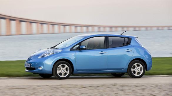 Nissan Leaf Verkaufszahlen weltweit