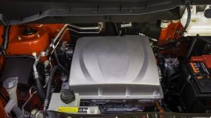 Nissan e-NV200 Antrieb
