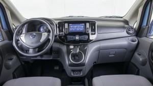 Nissan e-NV200 Interieur