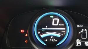Nissan e-NV200 Reichweite