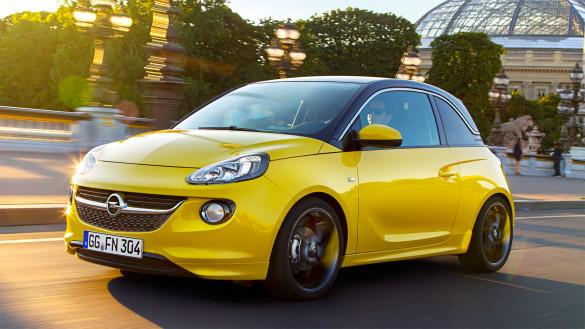 Opel Adam wird nicht als Elektroauto kommen