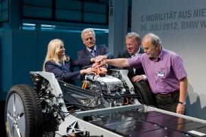 BMW investiert in iProduktion