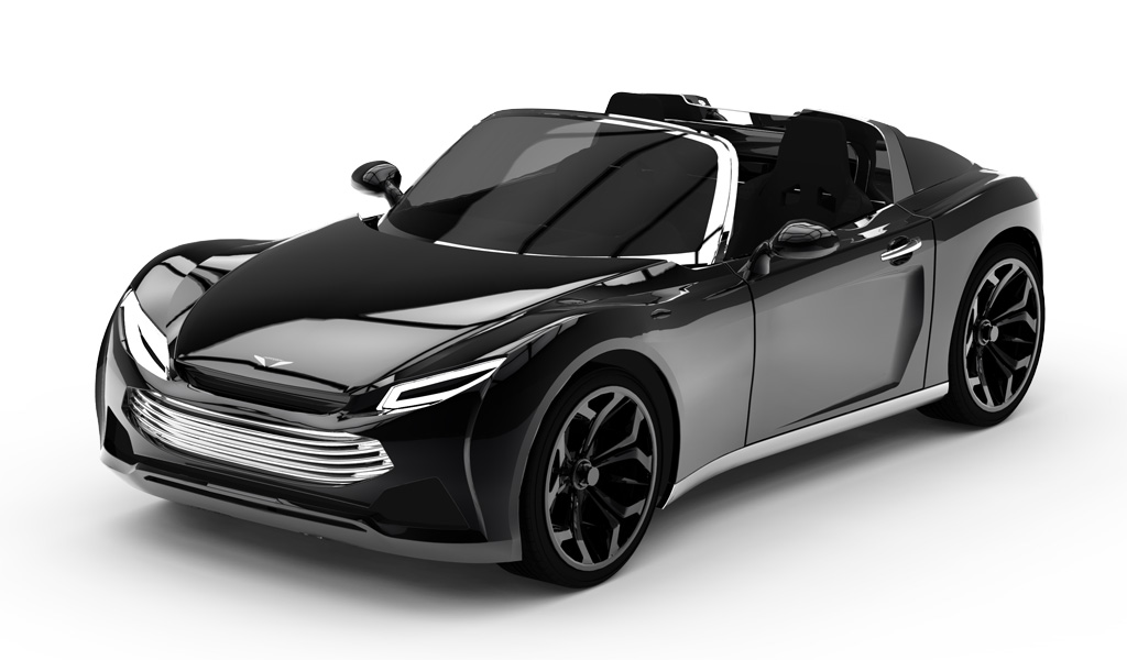 Pariss Roadster: Elektro-Sportwagen aus Frankreich – Autosalon Paris