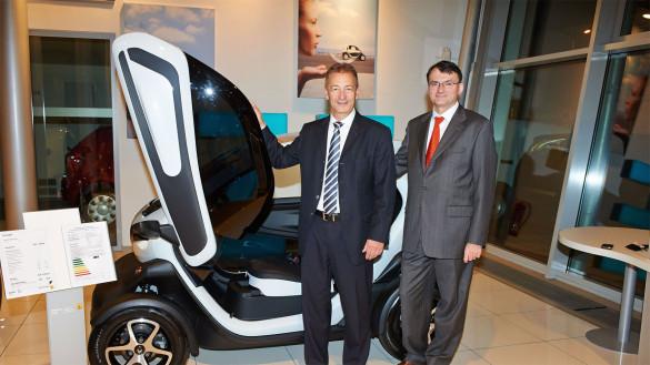 Renault kooperiert mit ALD AutoLeasing