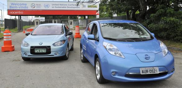 Renault-Nissan verkaufte 2012 43.829 Elektroautos