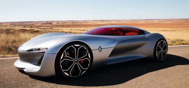 Elektrische Überraschung von Renault in Genf