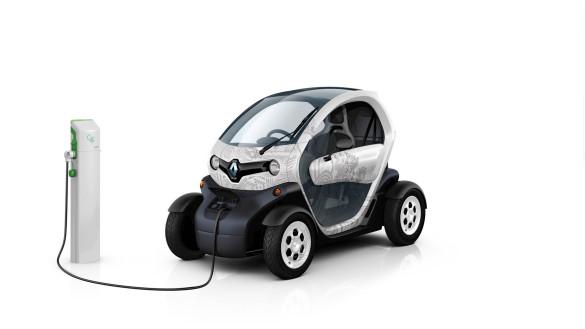 Renault Twizy Cargo in 2013?