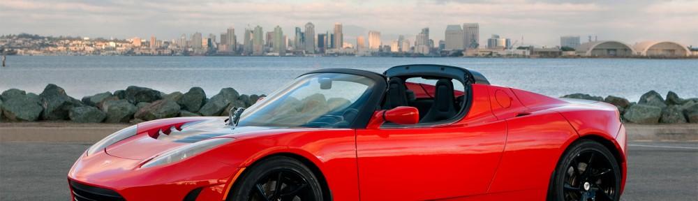 Tesla Model R neuer Roadster in 2017