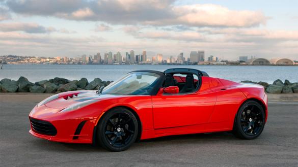 Tesla Roadster: Bis zu 85% Kapazität nach 160.000 km