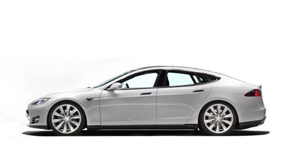 Tesla Model S Garantie