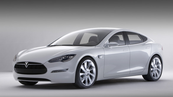 Tesla Model S Leistung