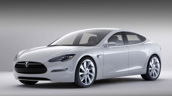 Tesla Model S Preise 2013