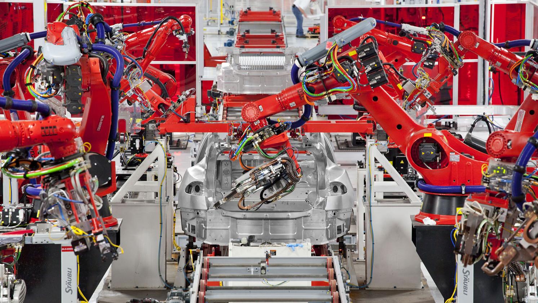 Einblicke in die Tesla Fabrik in Fremont [Video]