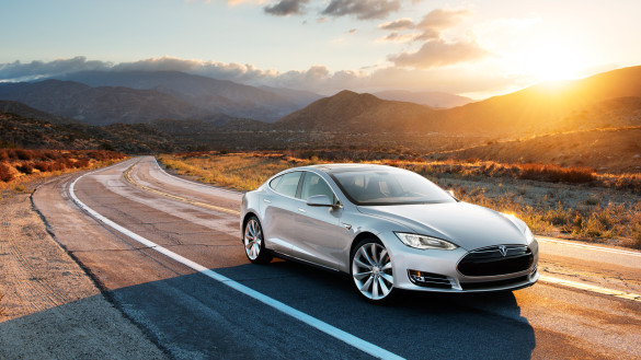 Tesla lieferte 5.150 Model S in Q2 2013 aus