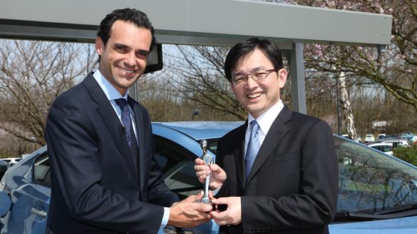 Toyota Prius Plug-In zum besten Elektroauto gekürt