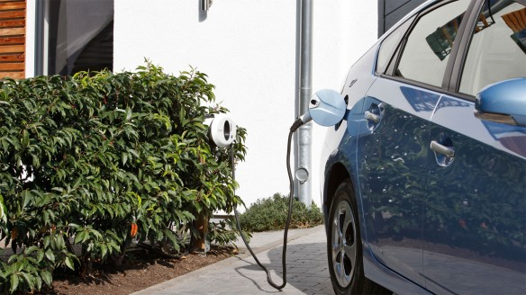Toyota Prius Plug-In Kooperation mit The Mobility House