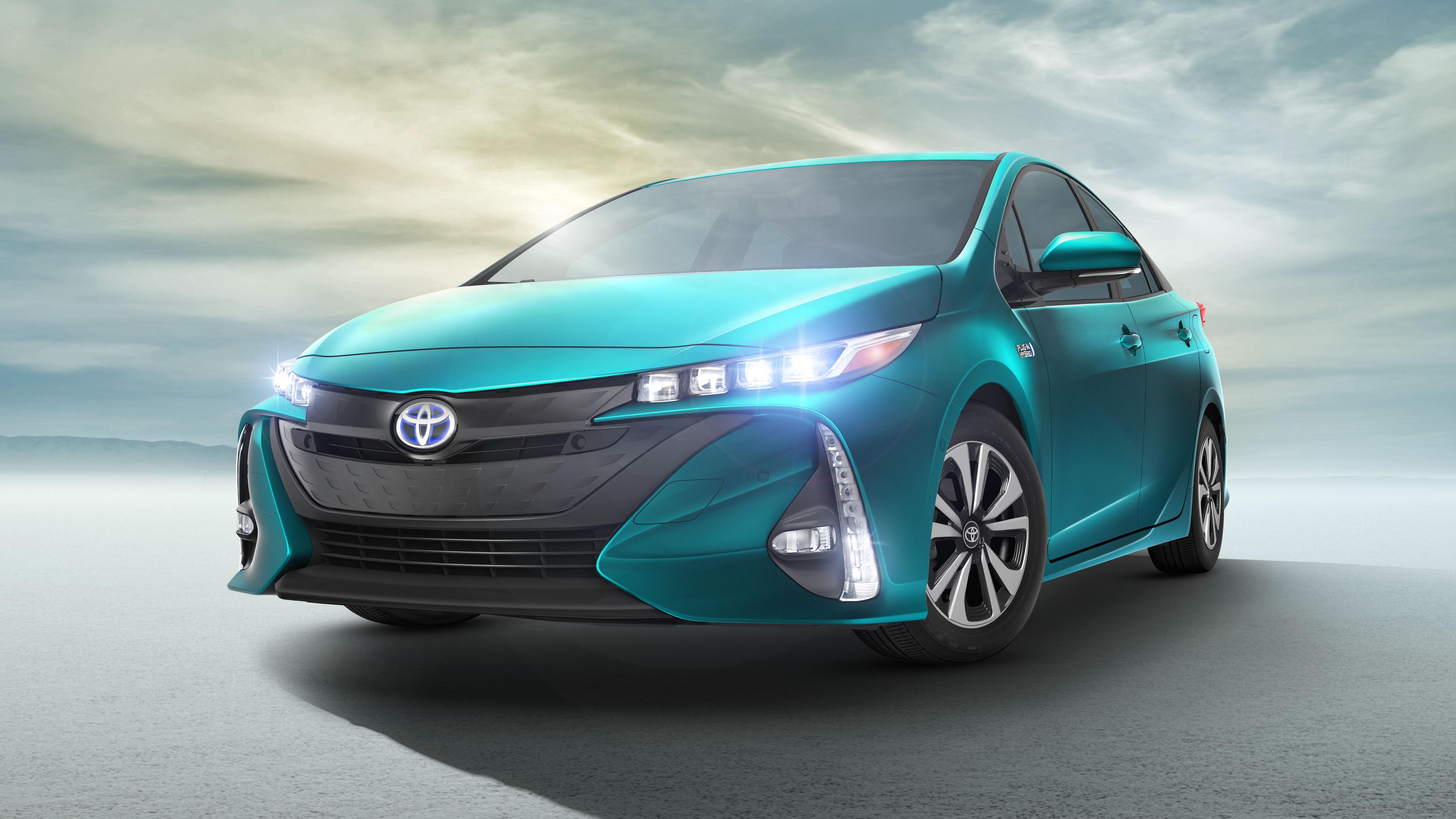 Bringt Toyota bald ein reines Elektroauto?