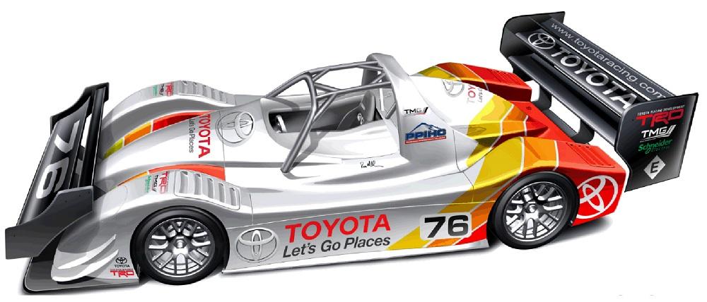 Toyota greift erneut am Pikes Peak an