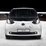 Toyota iQ EV Vorderansicht