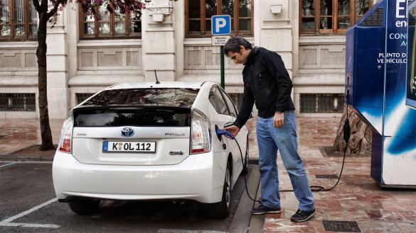 Trend Tacho: Toyota umweltfreundlichster Hersteller