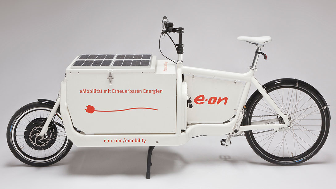 Urban-e iBullitt Solar: ÖkoGlobe Preisträger 2012