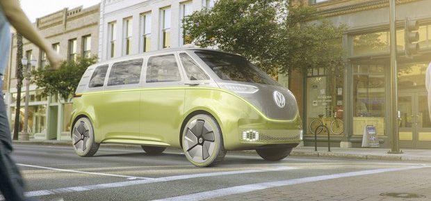 VW bestätigt: Der elektrische Bulli schafft es zur Serie